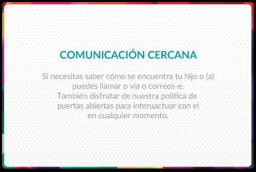 Comunicación Cercana